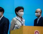 Trung Quốc có thể lập cơ quan an ninh ở Hong Kong