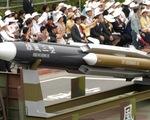 Đài Loan phát triển tên lửa hành trình có thể tấn công Trung Quốc