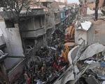 Hành khách sống sót sau thảm họa máy bay Pakistan: