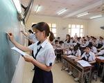 Dự thảo quy chế thi tốt nghiệp THPT 2020: Khi
