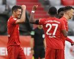 Khuất phục Frankfurt, Bayern Munich tái lập khoảng cách 4 điểm với Dortmund