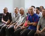 6 cựu chiến binh ra tù kêu oan: