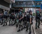 Cảnh sát Hong Kong: