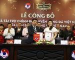 King Coffee của bà Diệp Thảo tài trợ đội tuyển bóng đá Việt Nam
