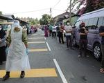 Nửa triệu người Malaysia ký tên đòi phong tỏa tiếp