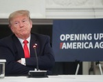 Tổng thống Trump công bố sẽ cắt đứt quan hệ với WHO vì dịch COVID-19