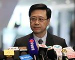 Các quan chức cấp cao Hong Kong chỉ trích ông Trump vì đòi bỏ quy chế đặc biệt