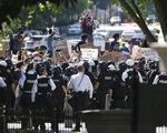 Trung Quốc mượn biểu tình Mỹ