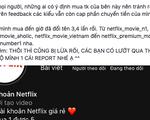 Dùng Netflix, Apple TV, We TV… người dùng phải lường trước những rủi ro