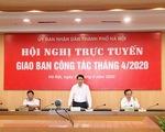 Chủ tịch Hà Nội: Thắt chặt chi tiêu, quản lý mua sắm thiết bị y tế hiệu quả