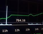 VN-Index tăng hơn 18 điểm, khối ngoại bán ròng hơn 2.380 tỉ đồng