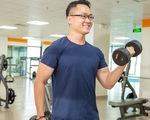 Trí thức trẻ: mê thể thao, say học hỏi  - Kỳ 2: Thầy phó hiệu trưởng 8X mê tập gym