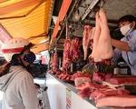 Ứng xử khác với giá thịt heo