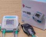 Vingroup tặng 2.400 máy thở cho Nga và Ukraine