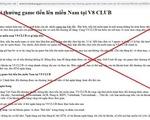 Hacker tấn công một loạt tên miền .gov.vn
