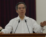 Ông Nguyễn Văn Bình: Giá điện thấp thì không thể kêu gọi đầu tư