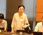 Đại biểu Phạm Khánh Phong Lan: