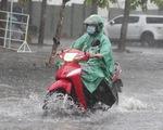 TP.HCM hôm nay mưa lớn, kéo dài những ngày tới