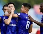 Cập nhật kết quả và bảng xếp hạng vòng 5 V-League: Bình Dương, Quảng Ninh có chiến thắng