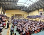 Sáng nay tư vấn tuyển sinh tại Bình Dương và Thừa Thiên Huế