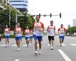 Hơn 20% số người người tham gia đã hoàn thành Giải chạy bộ hưởng ứng Ngày không tiền mặt 2020