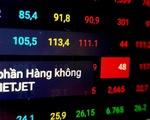Chứng khoán giảm điểm, cổ phiếu hàng không