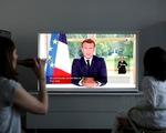 Tổng thống Pháp tuyên bố
