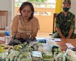 Bắt giữ 3 nghi phạm vận chuyển hơn 30kg nghi ma túy