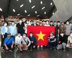 266 công dân Việt Nam từ Kuwait, Qatar, Ai Cập về nước