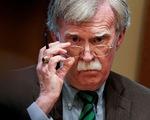 Ông Trump tính kiện ra tòa, ngăn cựu cố vấn an ninh John Bolton ra hồi ký