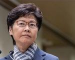 Bà Carrie Lam: 'Ai phản đối luật an ninh là kẻ thù của dân Hong Kong