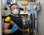 Trạm vũ trụ quốc tế sẽ có hệ thống xử lý chất thải