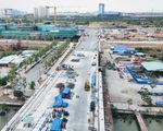 Khu đô thị Thủ Thiêm sẽ đặt, đổi tên một số cầu, đường mới