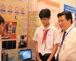 Học sinh làm nhiều dự án ấn tượng thi khoa học kỹ thuật quốc gia