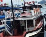 Thêm 1 tàu du lịch ở Hạ Long bị cấm hoạt động 90 ngày vì