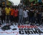 Ấn Độ tăng thuế, kêu gọi tẩy chay hàng Trung Quốc sau xung đột biên giới