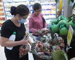 """""""Ủng hộ nông sản Việt"""" đến Hà Nội, giá vải thiều """"chào sân"""" 22.900 đồng/kg"""