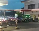 Một người bị thương, nghi do nổ súng tranh giành khách ở Bến xe Quy Nhơn
