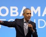 Ông Obama kêu gọi dùng lá phiếu để