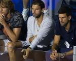 Dimitrov dương tính với COVID-19, từng có tiếp xúc với Djokovic