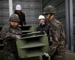 Triều Tiên lắp loa tuyên truyền chĩa qua biên giới, Hàn Quốc cân nhắc đáp trả