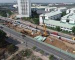 Công trình điện phục vụ tuyến metro Bến Thành - Suối Tiên vướng mặt bằng