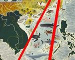 Cộng đồng họa sĩ bức xúc với bản đồ hải dương học Trung Quốc