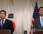 Bộ trưởng Quốc phòng Mỹ, Hàn kêu gọi Triều Tiên tuân thủ thỏa thuận hòa bình