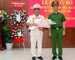 Phó cục trưởng Cục An ninh kinh tế làm giám đốc Công an Kiên Giang