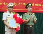 Nghệ An, Hà Tĩnh có tân giám đốc công an tỉnh