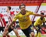 Thắng nghẹt thở Sheffield United ở phút bù giờ, Arsenal vào bán kết Cúp FA