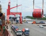 50.000 tấn thép xuất khẩu sau COVID-19 từ cảng của