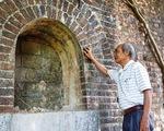 Hai chiếc cổng gạch mới phát hiện ở Kinh thành Huế: Có thể là chỗ đặt đại bác