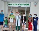 Thêm 2 bệnh nhân COVID-19 mới từ Nga về nước